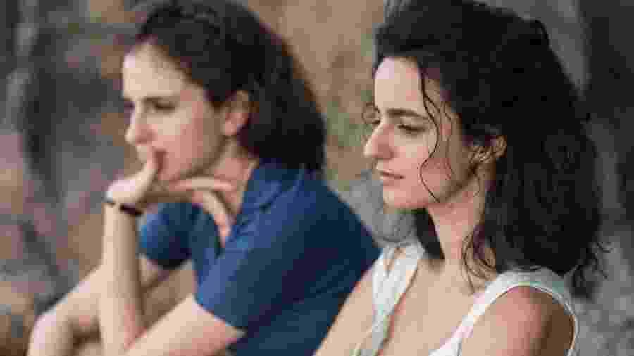 Cena do filme A Vida Invisível, dirigido por Karim Aïnouz - Bruno Machado/Divulgação