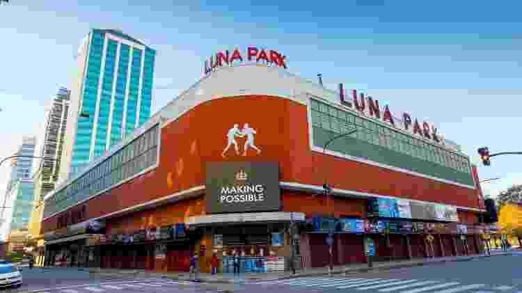 O Luna Parke é palco de shows musicais de artistas internacionais - Ente de Turismo de la Ciudad de Buenos Aires/Divulgação