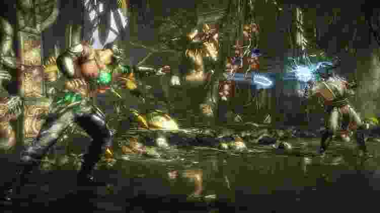 Mortal Kombat X Review 4 - Divulgação - Divulgação