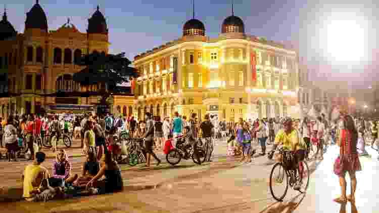 Marco Zero  - Andrea Rego Barros / Secretaria de turismo do Recife