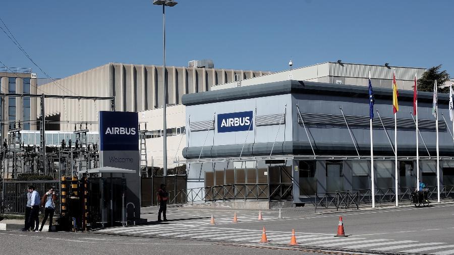 A Airbus entregou apenas 122 dos 182 aviões que construiu no primeiro trimestre deste ano - Getty Images