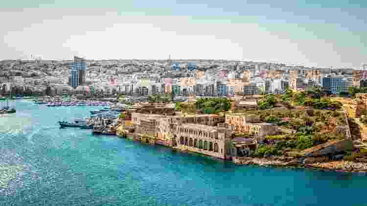 Ilha Manoel, em Malta - Getty Images