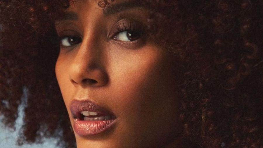 A atriz Taís Araújo em clique publicado no Instagram de Ivete Sangalo - Reprodução/Instagram