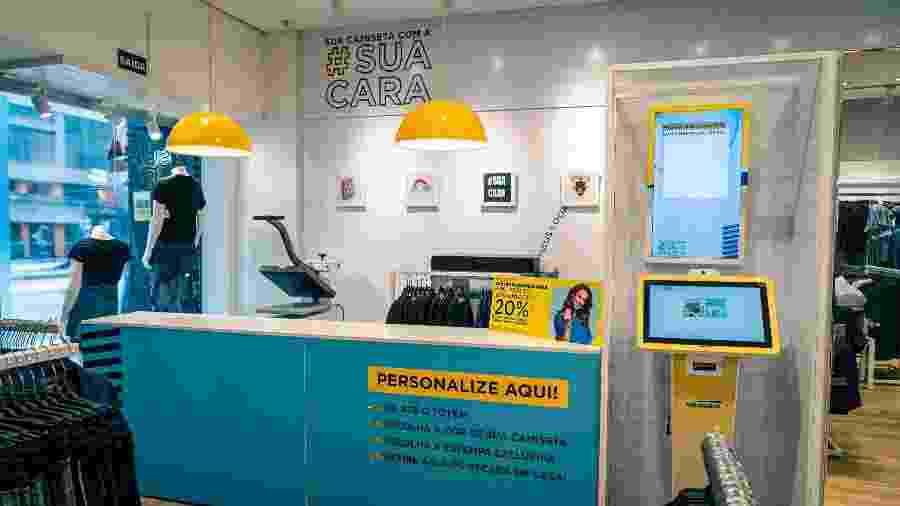 Nova loja Pernambucanas na rua da Consolação, em SP - Divulgação