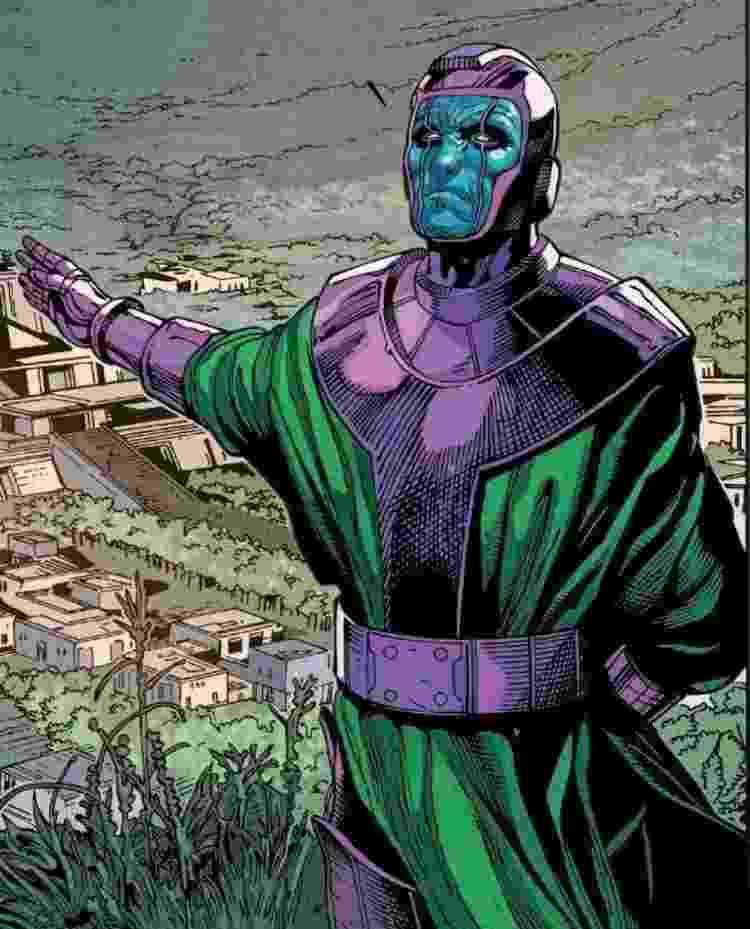 O vilão Kang, nos quadrinhos da Marvel - Reprodução - Reprodução