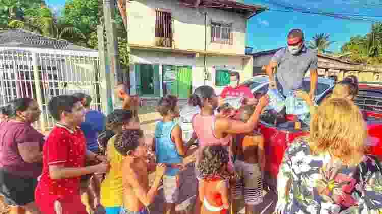 Moradores de Macapá - Gê Paula - Gê Paula