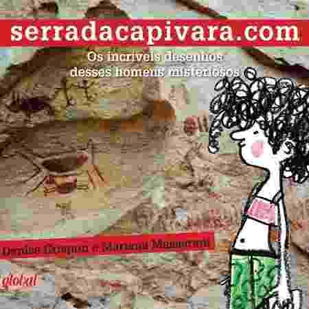 """""""Serradacapivara.com"""" - Divulgação - Divulgação"""