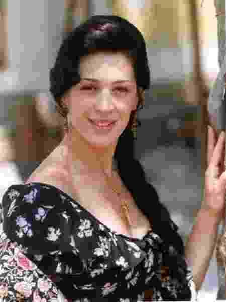 Claudia Raia interpretou Hortênsia em 'Terra Nostra' - Divulgação/Globo - Divulgação/Globo