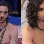 BBB 21: Antes e depois de Fiuk - Reprodução/Globoplay