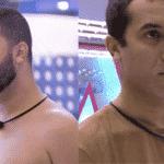 BBB 21: Antes e depois de Gilberto - Reprodução/Globoplay