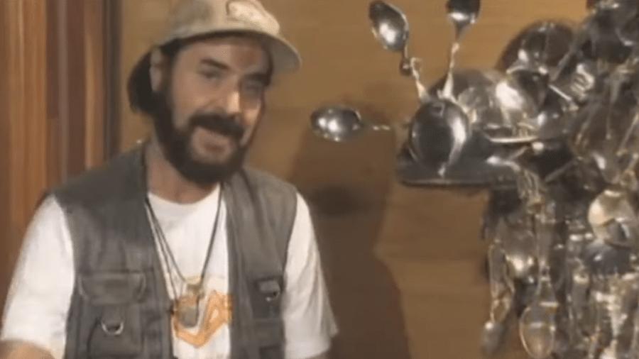 """Thomaz Green Morton, o """"guru das celebridades"""" - Reprodução / TV Globo"""