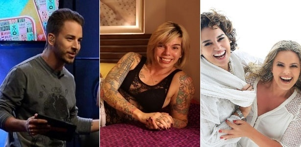 Junior Lima, Penélope Nova, Suzy Rêgo e Maria Cândida têm programas na web