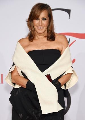 Após 31 anos, Donna Karan deixa o comando da grife que fundou em 1984 - Getty Images