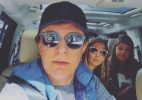 Tom Cavalcante recebe alta após ficar internado com gripe H1N1 - Reprodução/Instagram/tomcavalcante1