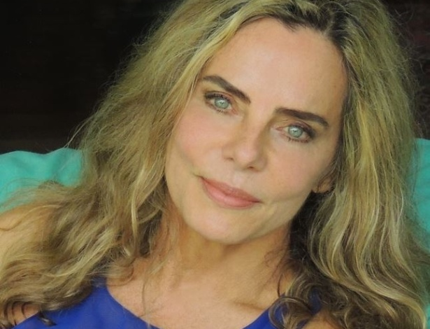 """""""Felicidade é um excelente cosmético"""", diz Bruna Lombardi - Reprodução/FacebookOficial"""
