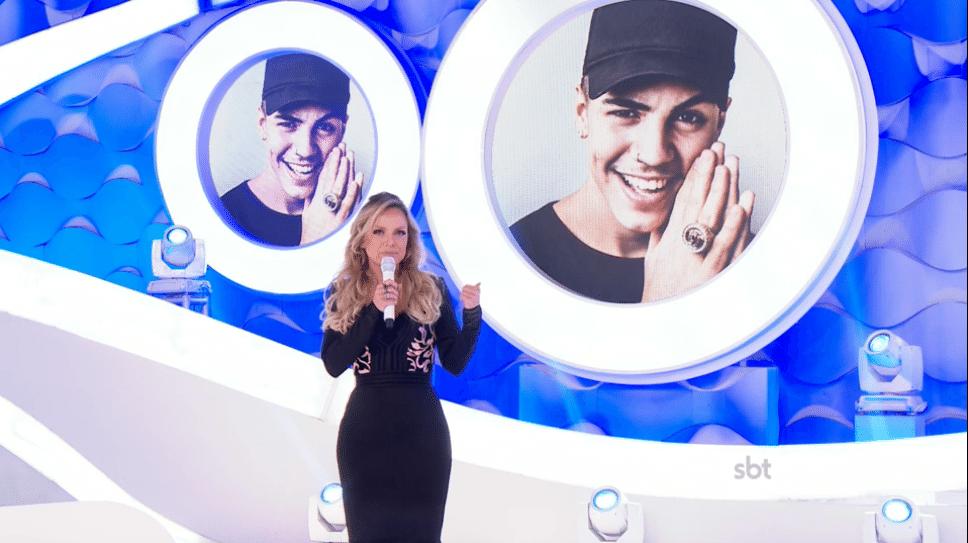 5.jun.2016 - Eliana fala sobre a acusação de assédio sexual envolvendo o cantor Biel