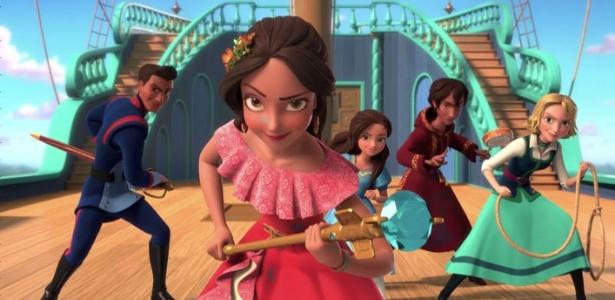 Princesa Latina Da Disney E Forte E Justa Mas Nem Tao Latina