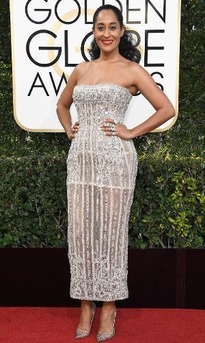 Globo de Ouro 2017: Tracee Ellis Ross