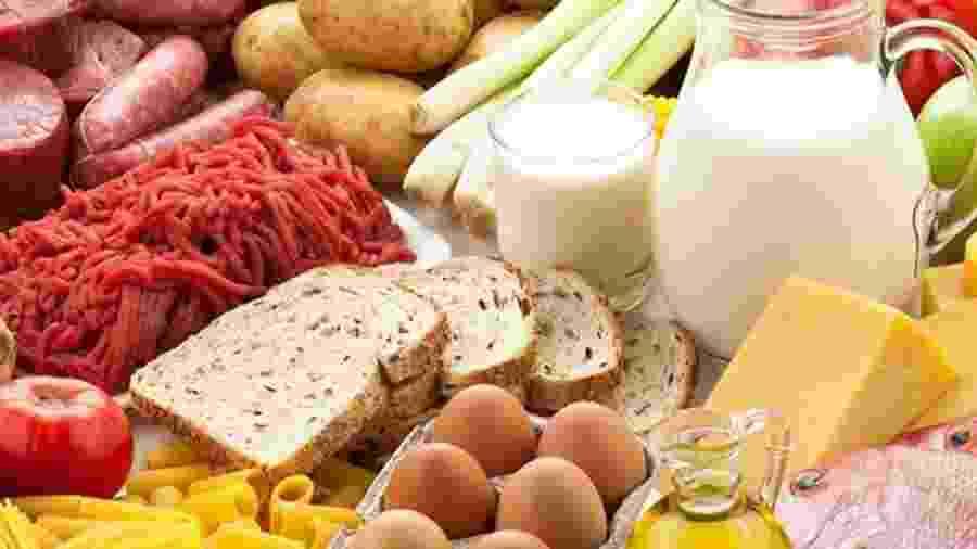 As melhores dietas oferecem uma boa variedade de alimentos  - Istock