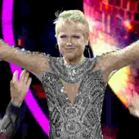 """Xuxa apresenta a final da primeira temporada do """"Dancing Brasil"""" - Reprodução/Record - Reprodução/Record"""
