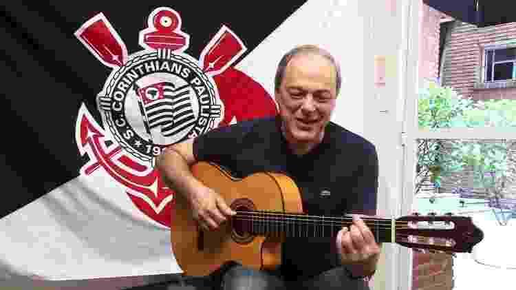 Toquinho é do Corinthians - Reprodução/YouTube - Reprodução/YouTube
