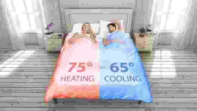 Cobertor Inteligente - Smartduvet/Divulgação