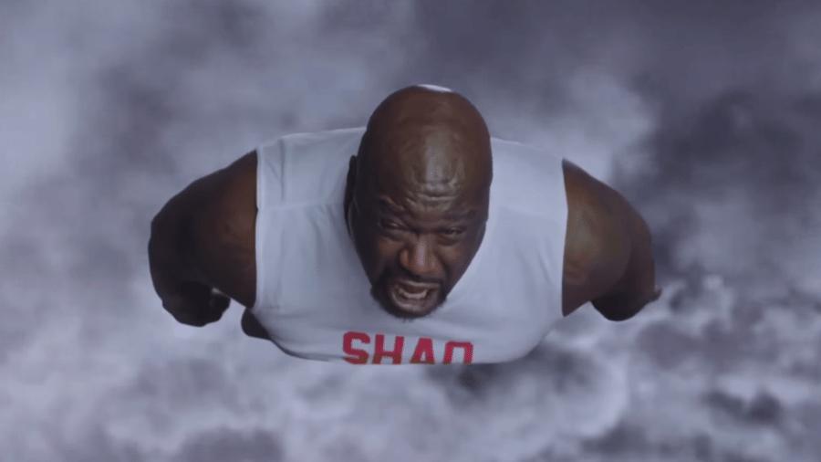 """Shaqnado é a paródia de Sharknado com Shaquille O""""Neal - Reprodução"""