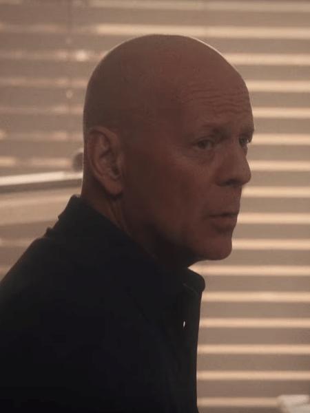 """Bruce Willis em trailer de """"Reprisal"""" - Reprodução"""
