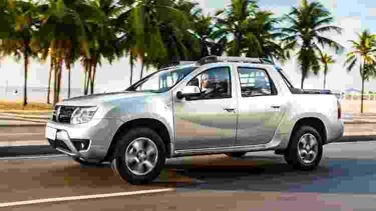 Renault Duster Oroch - Divulgação - Divulgação