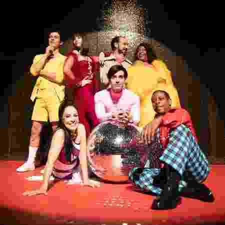 """Elenco do musical """"O Frenético Dancin' Days"""" - Divulgação - Divulgação"""