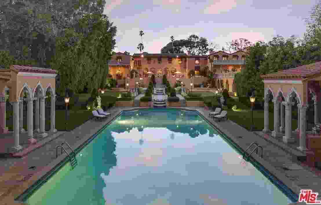 """The Beverly House"" Gordon Kaufmann - Reprodução/TheMLS"