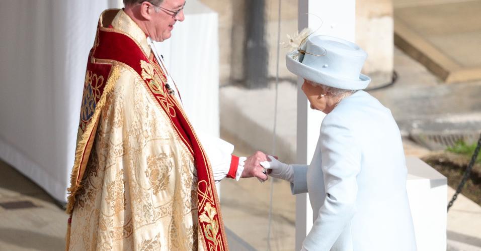 A rainha Elizabeth 2ª