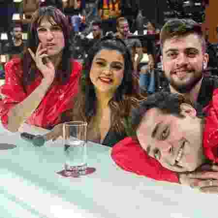 Amor & Sexo - Raquel Cunha/Globo - Raquel Cunha/Globo