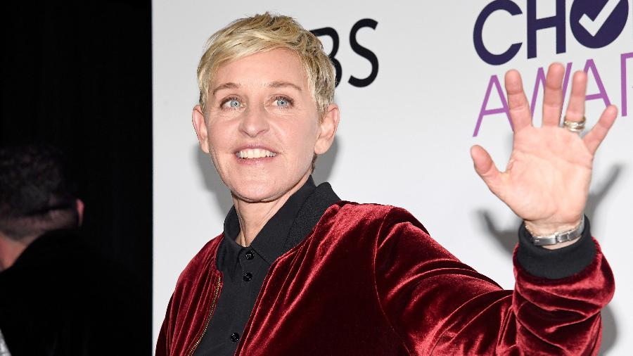 Ellen DeGeneres - Kevork Djansezian/Getty Images