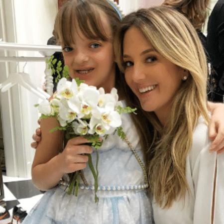 Rafaella Justus e Ticiane Pinheiro - Reprodução/Instagram