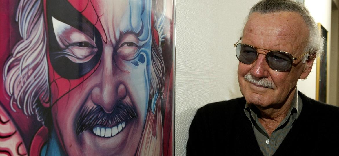 Stan Lee - Vince Bucci/Getty Images
