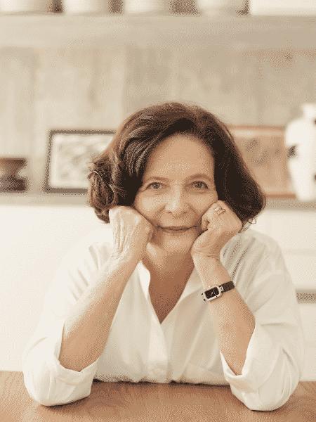 """Heloisa Buarque de Hollanda, que lança o livro """"Explosão Feminista"""" - Chico Cerchiaro/Divulgação"""