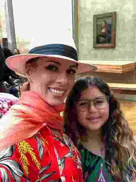 Ana Furtado e a filha, Isabella - Reprodução/Instagram/aanafurtado
