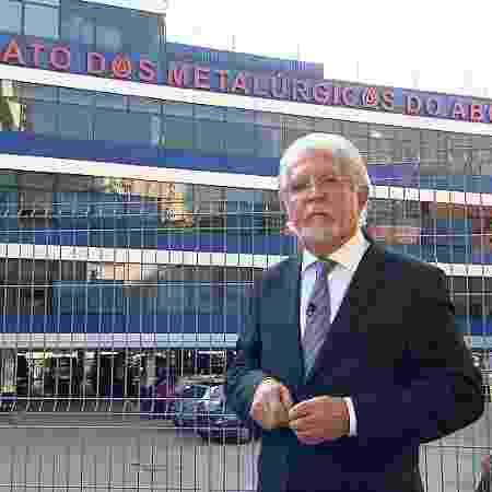 Domingos Meirelles - Record TV - Record TV