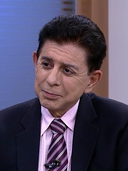 Heródoto Barbeiro é responsável pelo pouco jornalismo que restou na Record News - Reprodução/Record News