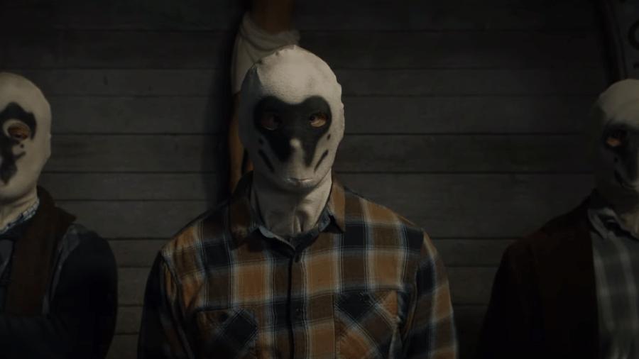 """Cena do trailer de """"Watchmen"""" - Reprodução/YouTube"""