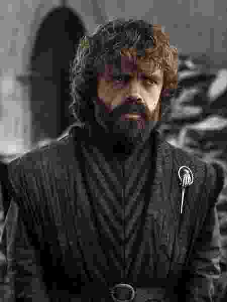"Peter Dinklage como Tyrion no episódio final de ""Game of Thrones"" - Divulgação"