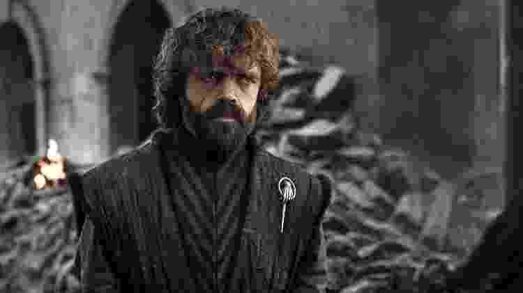 """Peter Dinklage como Tyrion no episódio final de """"Game of Thrones"""" - Divulgação - Divulgação"""