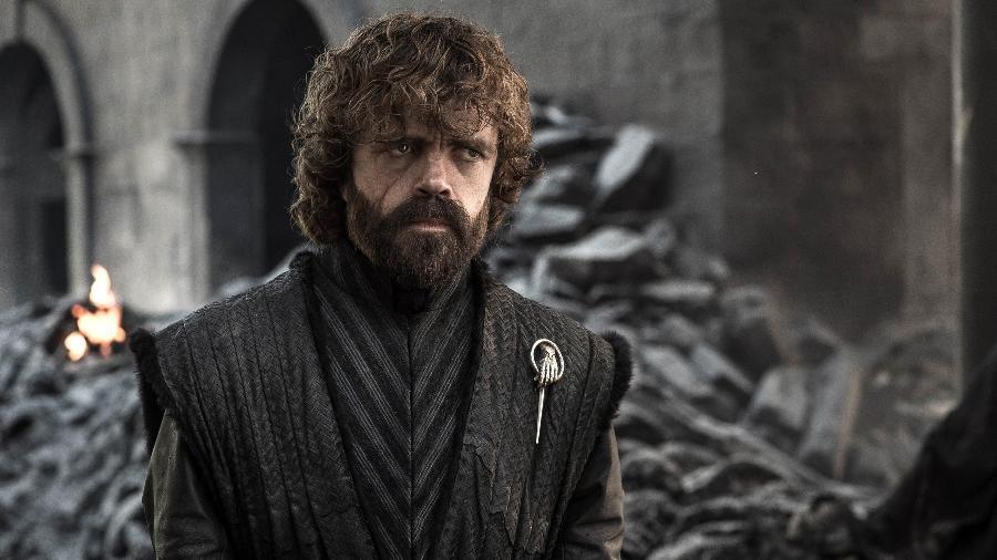 """Peter Dinklage como Tyrion no episódio final de """"Game of Thrones"""" - Divulgação"""