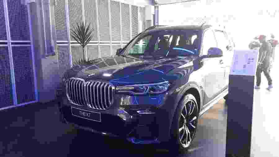 BMW X7 - Vitor Matsubara/UOL