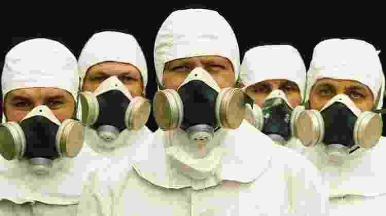 Chernobyl entrou para a história como o maior acidente nuclear - Getty Images