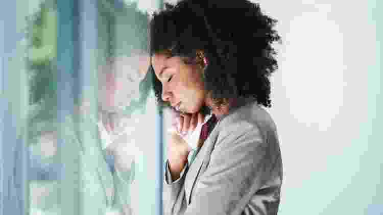 Tristeza, ansiedade, depressão, mulher triste - Getty Images - Getty Images