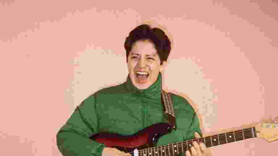 O músico norueguês Boy Pablo, nome artístico do jovem Nicolás Muñoz - William Glandberger/Divulgação