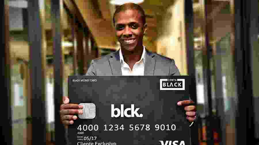 Sérgio All fundou a Conta Black, a primeira conta digital criada por negros no país - Divulgação/Conta Black