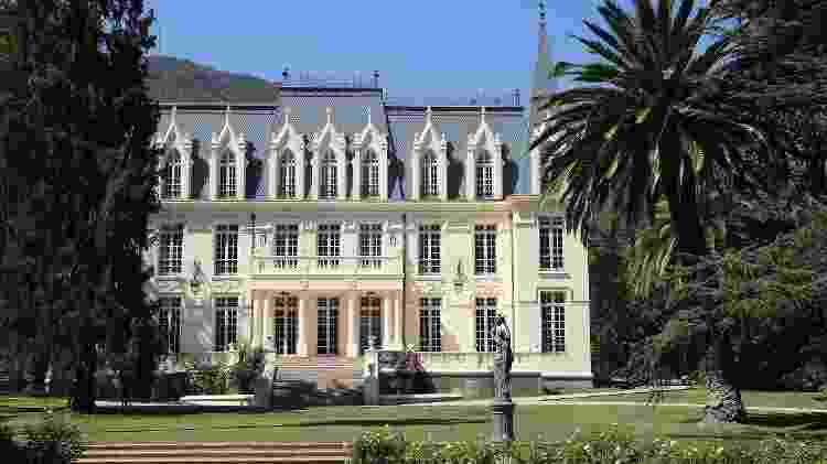 Palácio da Majadas de Pirque, hotel-boutique - Divulgação - Divulgação